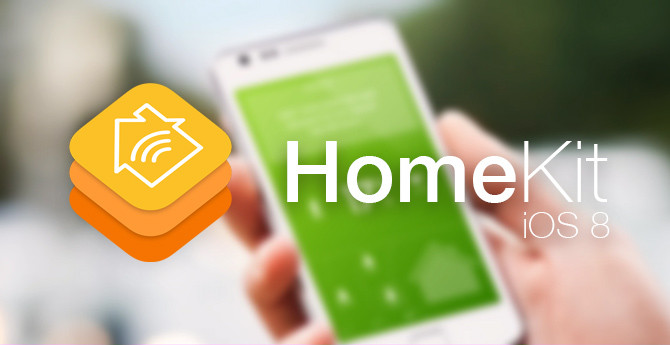 iOs 8 iPhone 6 HomeKit