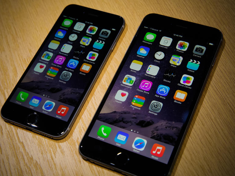 iPhone 6 Design Specification Details