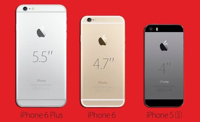iPhone 6 Size Pdf Comparison
