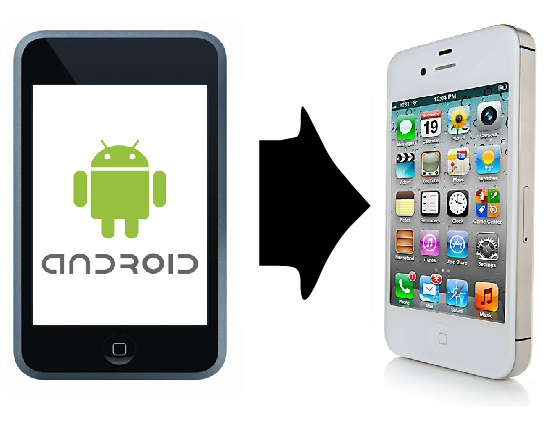 Data-from-Android-to-iPhone